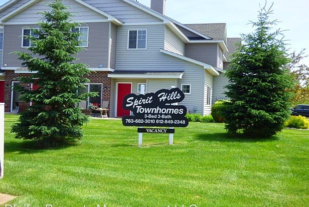 5807 Summit Point Road - 5807 Summit Pointe Rd, Monticello, MN 55362