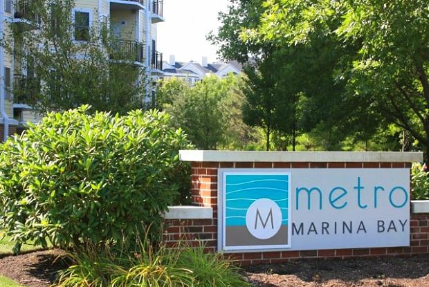 Metro Marina Bay - 7 Seaport Dr, Quincy, MA 02171