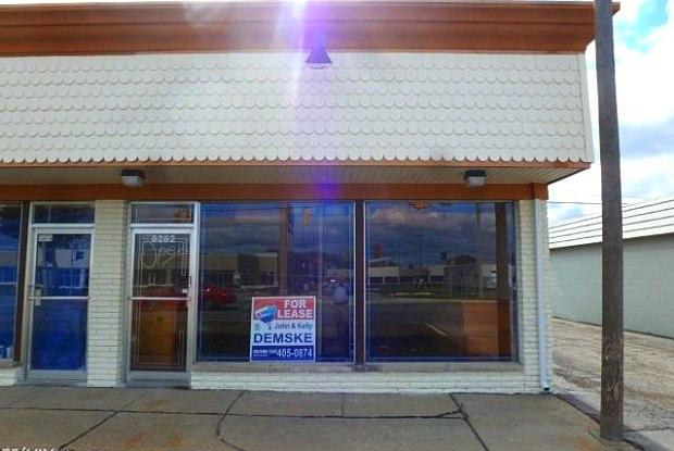 8282 12 MILE - 8282 East 12 Mile Road, Warren, MI 48093