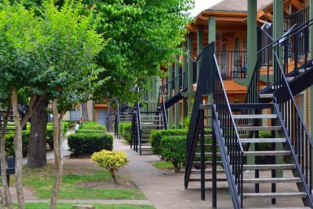 Cedar Branch Apartments - 1217 Blalock Rd, Houston, TX 77055
