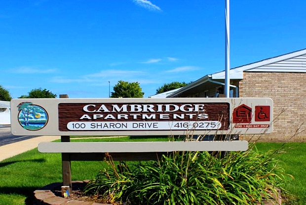 Cambridge Apts - 100 Sharon Drive, Morris, IL 60450