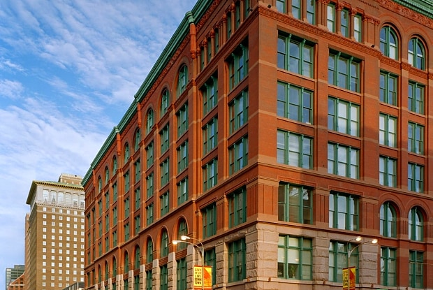 Merchandise Mart - 1000 Washington Ave, St. Louis, MO 63101