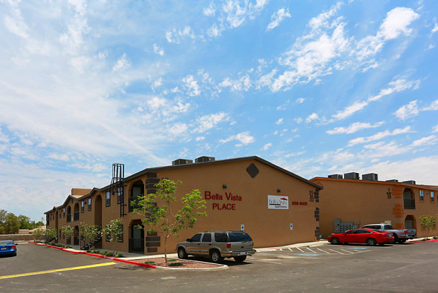 Bella Vista Place Apartments - 9431 North Loop Drive, El Paso, TX 79907