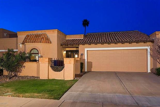 8034 E VIA DE LOS LIBROS -- - 8034 East via De Los Libros, Scottsdale, AZ 85258