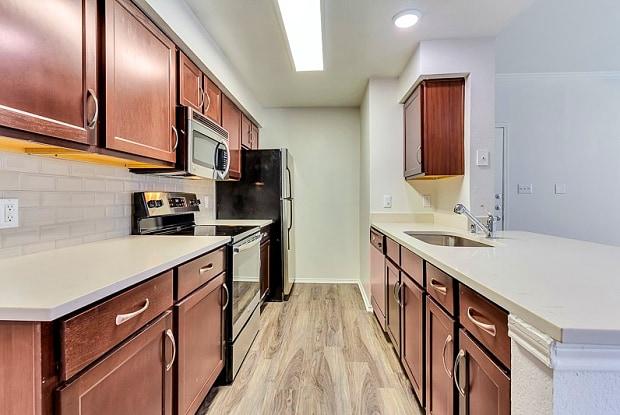 White Rock Lake Apartment Villas - 9191 Garland Rd, Dallas, TX 75218