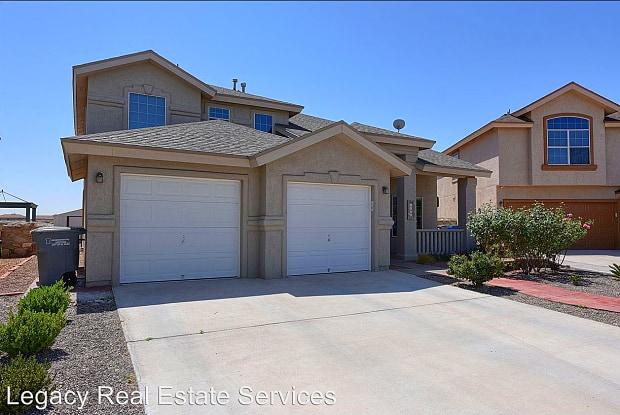 5420 Santiago Roque - 5420 Santiago Roque Drive, El Paso, TX 79934