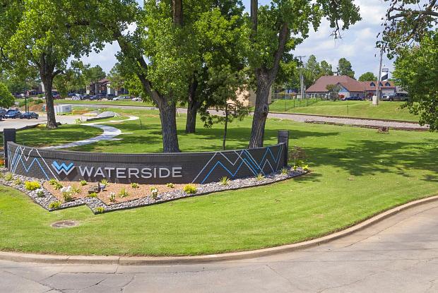 Waterside - 1703 S Jackson Ave, Tulsa, OK 74107