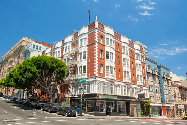 610 LEAVENWORTH - 610 Leavenworth St, San Francisco, CA 94102