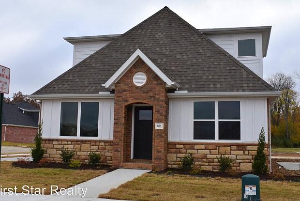 676 N. Malbec - 676 N Malbec Rd, Fayetteville, AR 72701