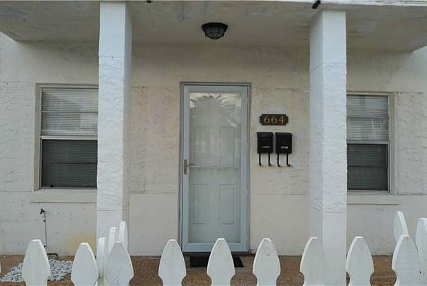 664 MANDALAY AVENUE - 664 Mandalay Avenue, Clearwater, FL 33767