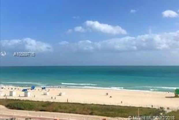 345 Ocean Dr - 345 Ocean Drive, Miami Beach, FL 33139
