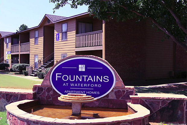 Fountains at Waterford - 4405 N Garfield St, Midland, TX 79705