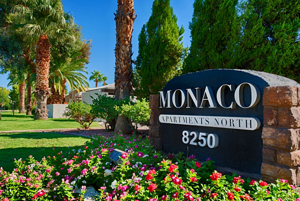 Monaco at McCormick Ranch - 8250 N Via Paseo del Norte, Scottsdale, AZ 85258