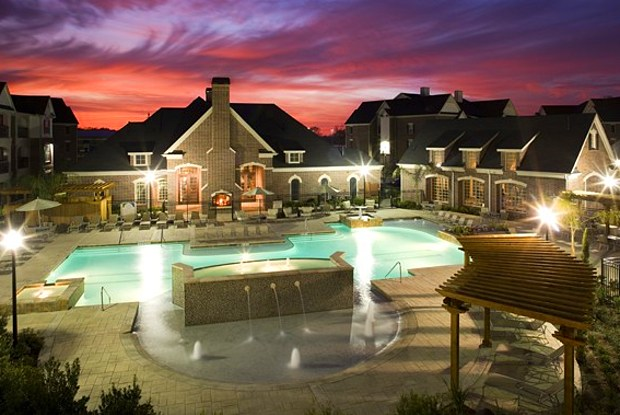 Camden Cypress Creek - 13130 Fry Rd, Houston, TX 77429
