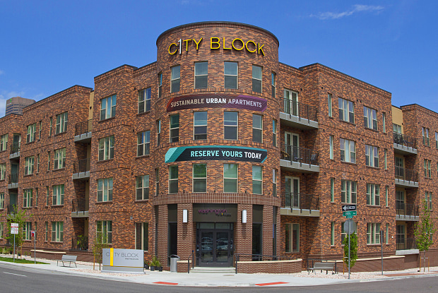 One City Block - 444 E 19th Ave, Denver, CO 80203