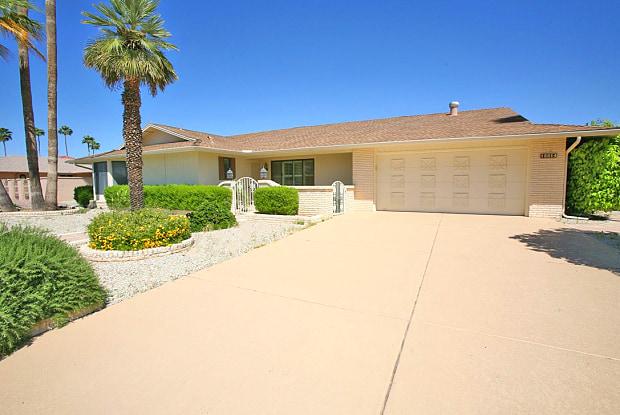 12814 W Castlebar Dr - 12814 West Castlebar Drive, Sun City West, AZ 85375