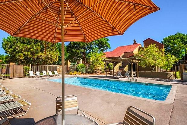 Academy Terrace - 6401 Academy Rd NE, Albuquerque, NM 87109