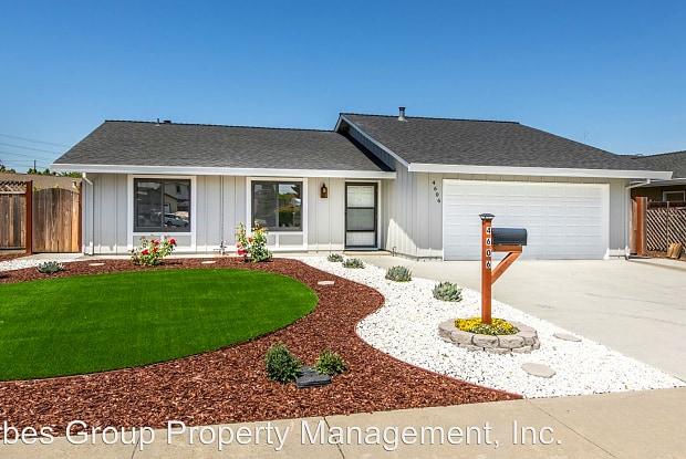 4606 Lakeshore Dr. - 4606 Lakeshore Drive, Santa Clara, CA 95054