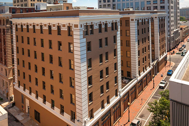 The Law Building - 145 Granby St, Norfolk, VA 23510