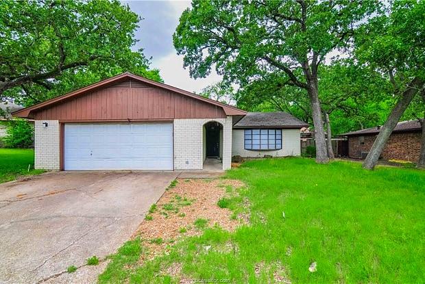 1418 MAGNOLIA Drive - 1418 Magnolia Drive, College Station, TX 77840