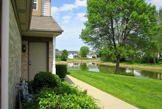 322 Crystal Ridge Drive - 322 Crystal Ridge Drive, Crystal Lake, IL 60012
