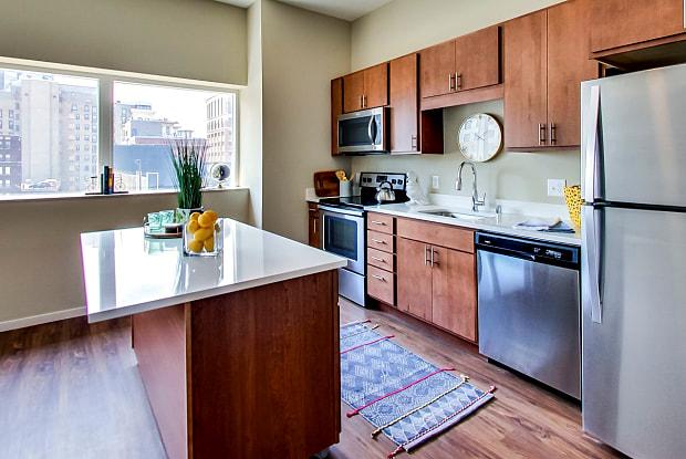 Press House Apartments - 345 Cedar St, St. Paul, MN 55101