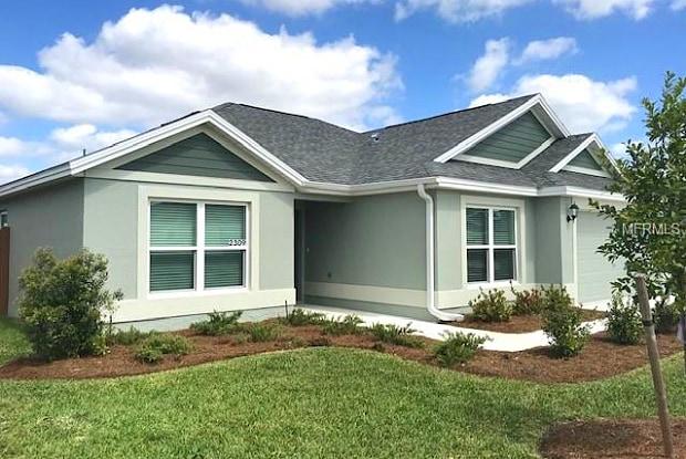 2309 HARRISON ROAD - 2309 Harrison Rd, The Villages, FL 34785