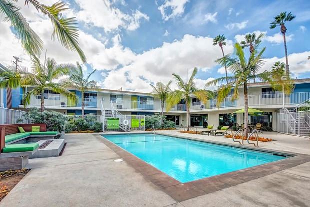 Alvista Long Beach - 1718 Ximeno Ave, Long Beach, CA 90815