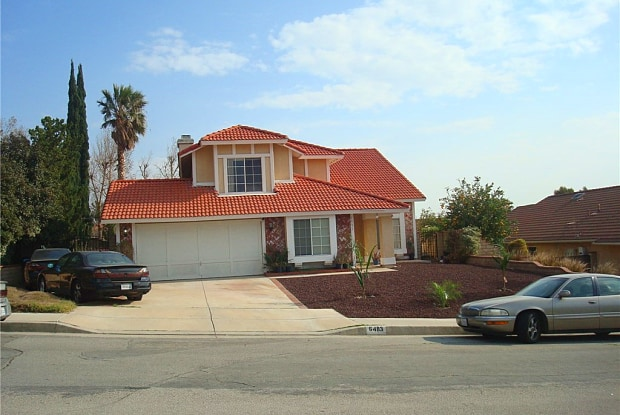 6483 N Walnut Avenue - 6483 North Walnut Avenue, San Bernardino, CA 92407