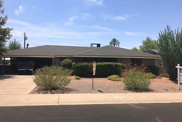 909 E CAMPUS Drive - 909 East Campus Drive, Tempe, AZ 85282