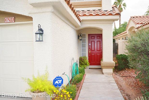 8233 Cactus Canyon Ct - 8233 Cactus Canyon Court, Las Vegas, NV 89128