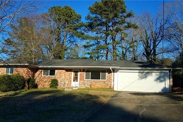 2427 Shamrock Drive - 2427 Shamrock Drive, Candler-McAfee, GA 30032
