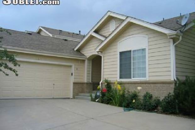 9663 Bentwood Way - 9663 Brentwood Way, Westminster, CO 80021