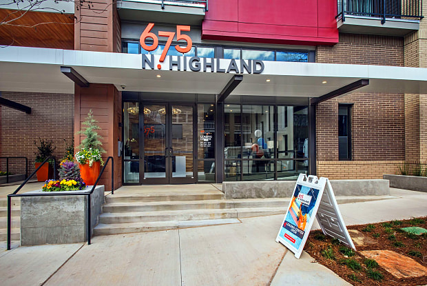 675 N Highland - 675 N Highland Ave NE, Atlanta, GA 30306
