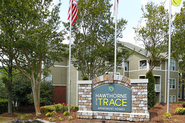 Hawthorne at the Trace - 8224 Green Lantern St, Raleigh, NC 27613