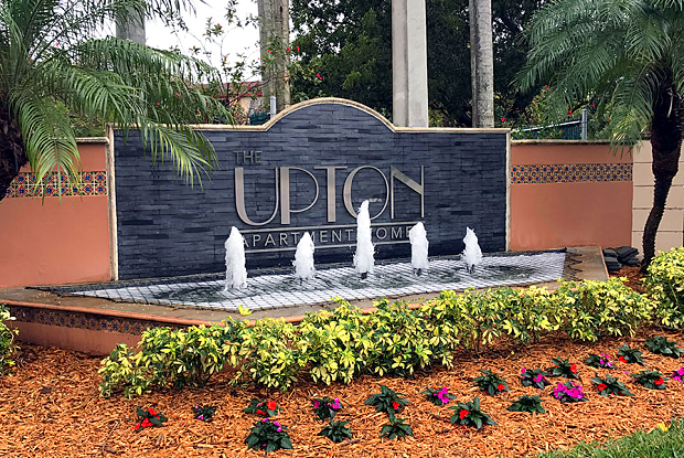 The Upton Apartment Homes (Formerly Known as Windsor Apartment Homes) - 911 S Park Rd, Hollywood, FL 33021