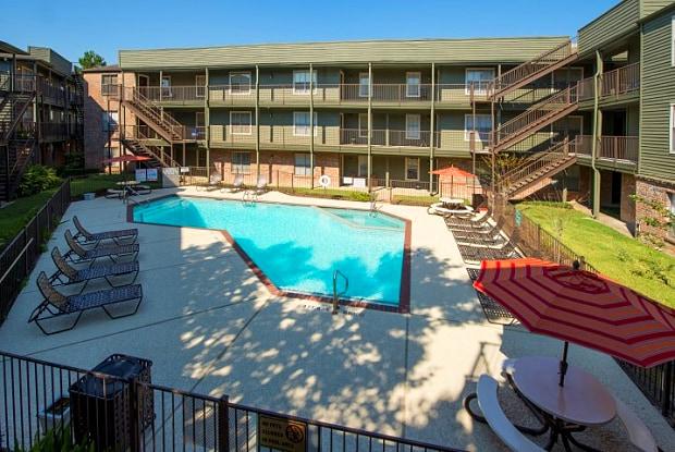 The Gardens Apartments - 1660 W TC Jester Blvd, Houston, TX 77008