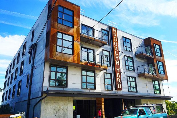Brooklyn Yard   4780 Southeast Milwaukie Avenue, Portland, OR 97202