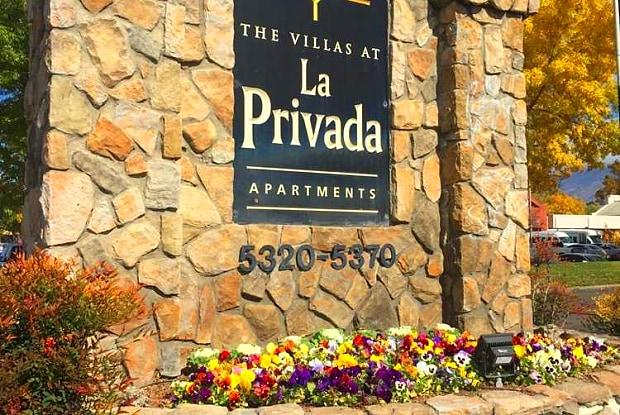 Villas at La Privada - 5324 San Mateo Blvd NE, Albuquerque, NM 87109