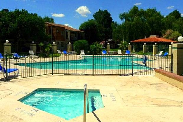 Raintree Village - 9550 Dyer St, El Paso, TX 79924