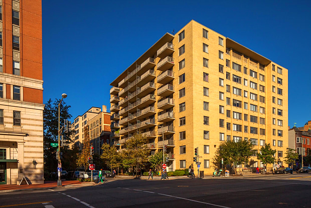 The Seville Apartments - 1401 N St NW, Washington, DC 20005