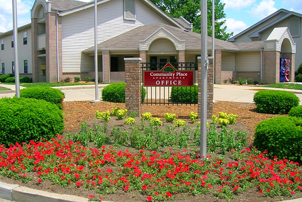 Community Place Apartments - 1201 Community Pl, Indianapolis, IN 46227