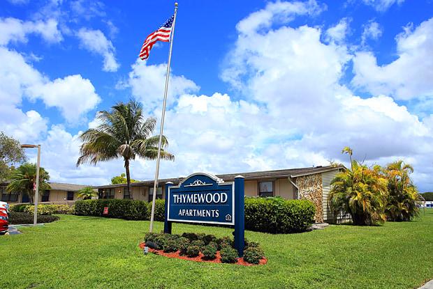 Thymewood - 17940 Northwest 67th Avenue, Hialeah, FL 33015