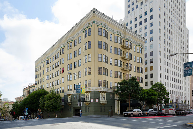 601 O'FARRELL - 601 Ofarrell St, San Francisco, CA 94109