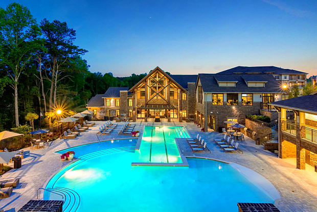Venue Big Creek - 50 Venue Way, Alpharetta, GA 30005