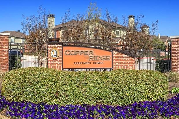 Copper Ridge - 2001 Holley Pkwy, Roanoke, TX 76262