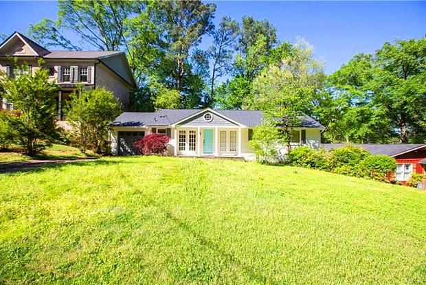1767 Warren Court NW - 1767 Warren Court Northwest, Atlanta, GA 30318