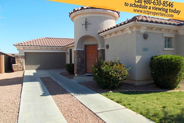 980 E. Bellerive Place - 980 East Bellerive Place, Chandler, AZ 85249