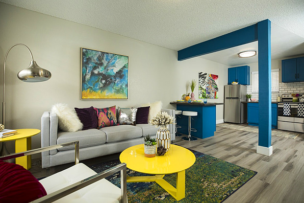 Fusion - 4340 Escondido Street, Las Vegas, NV 89119