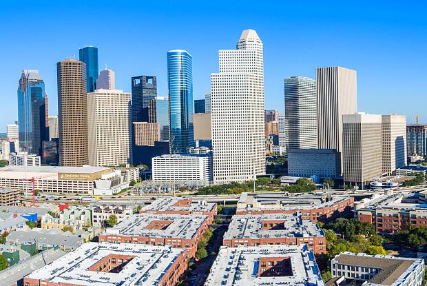 Camden City Centre - 301 St Joseph Pkwy, Houston, TX 77002